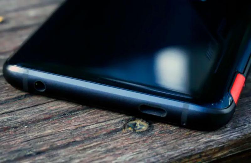 Звук в Asus ROGPhone5s Pro