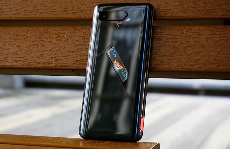 Игровой смартфон Asus ROGPhone5s Pro