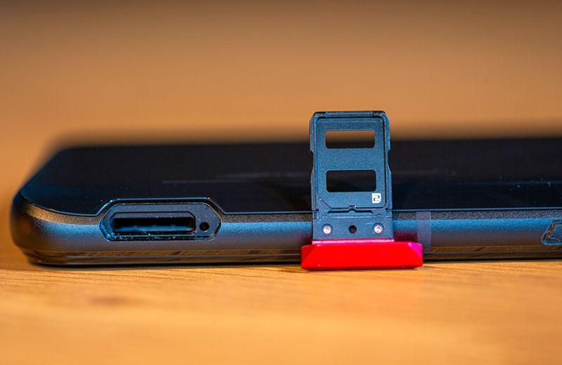 Asus ROGPhone5s Pro лоток SIM