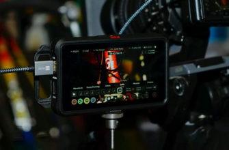 Обзор Atomos Ninja V внешнего монитора-рекордера — Отзывы TehnObzor