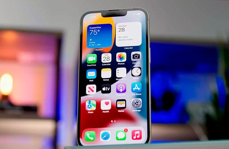 Apple iPhone 13 панель экрана