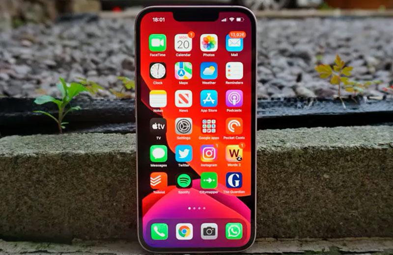 Система Apple iPhone 13