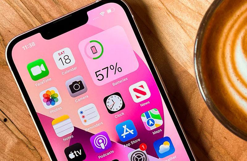 Apple iPhone 13 программное обеспечение
