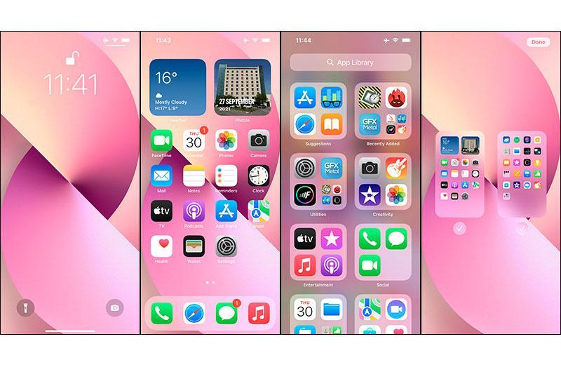 ПО Apple iPhone 13
