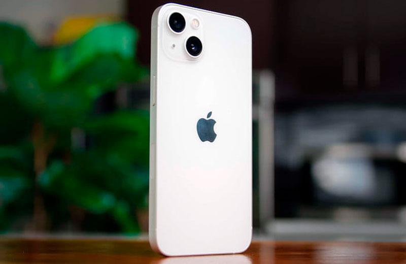 Производительность Apple iPhone 13