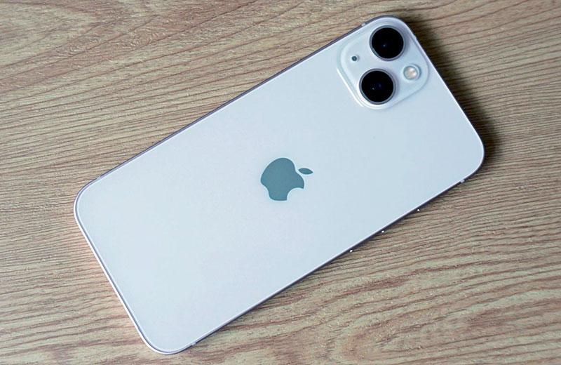 Дизайн Apple iPhone 13