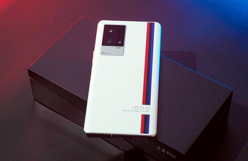 Смартфон iQOO 8 Pro
