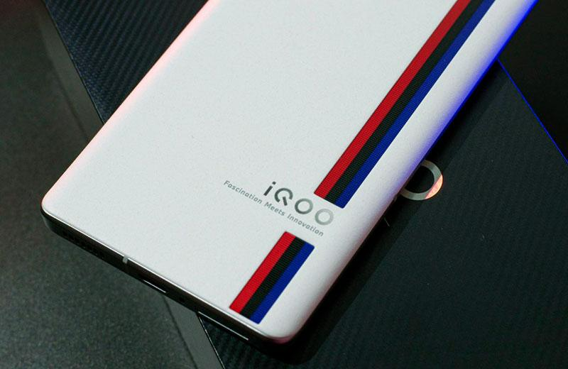 Автономность iQOO 8 Pro