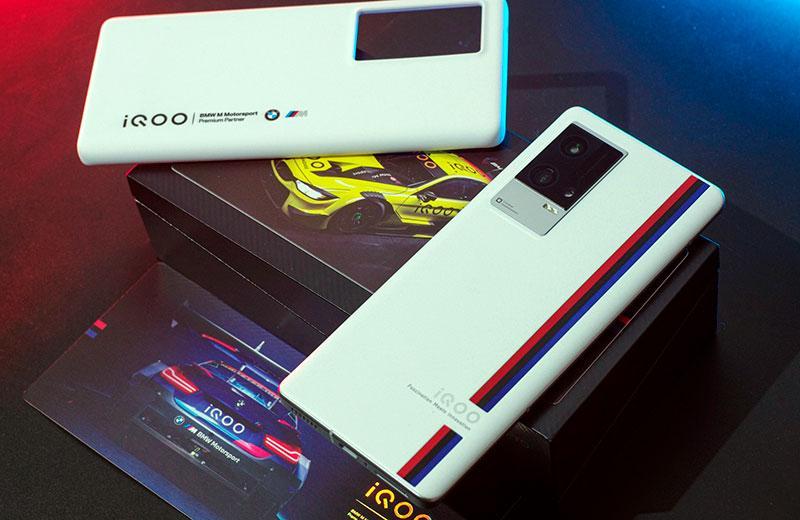 iQOO 8 Pro обзор