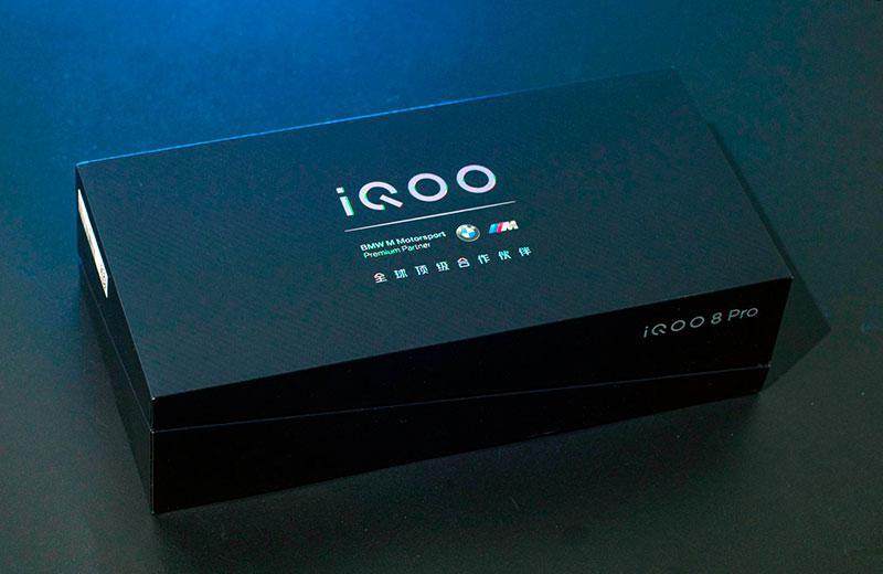 Характеристики iQOO 8 Pro