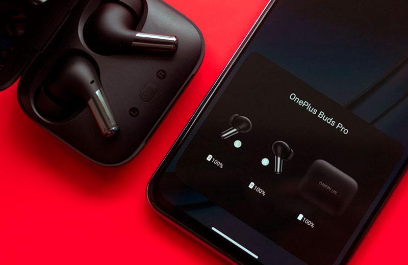 Настройка OnePlus Buds Pro