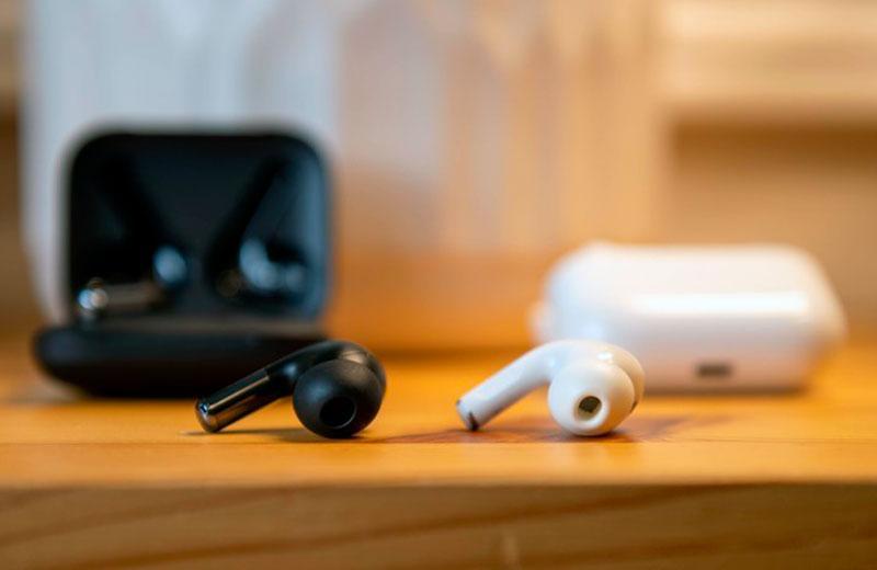 Звук OnePlus Buds Pro