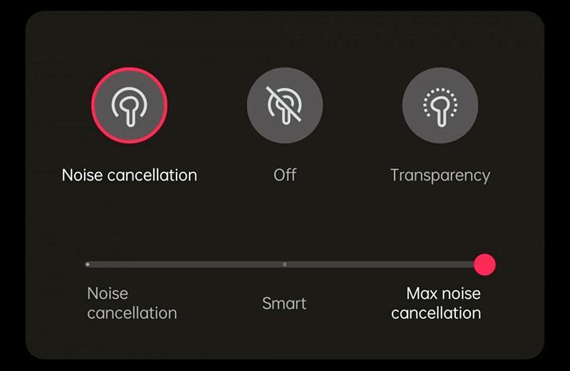 AN в OnePlus Buds Pro
