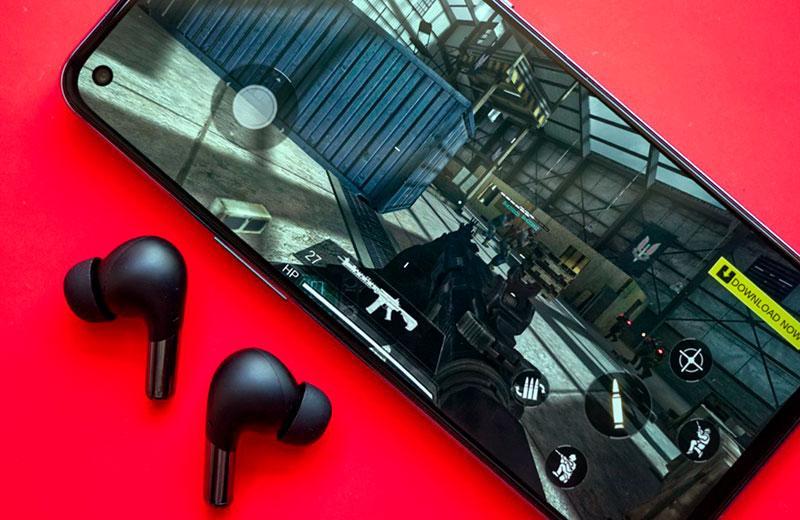 OnePlus Buds Pro задержка звука