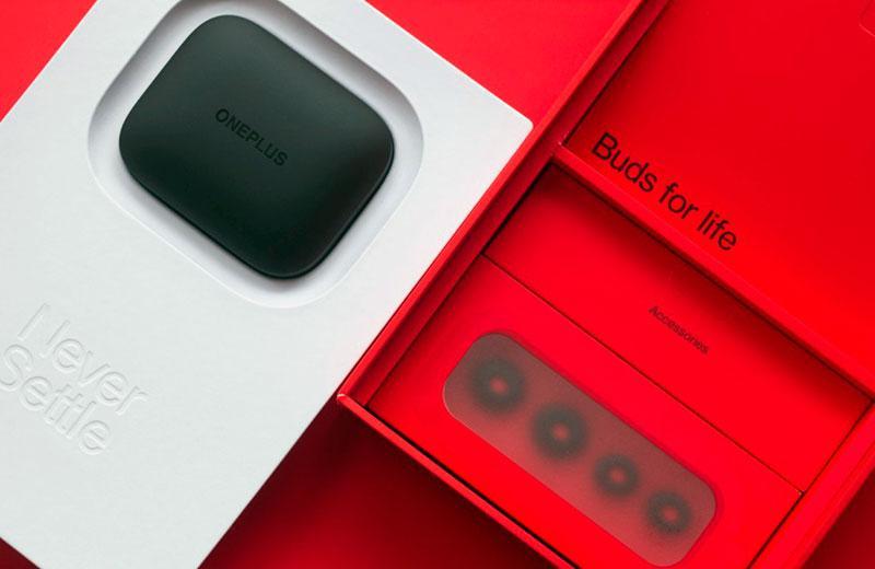 OnePlus Buds Pro обзор