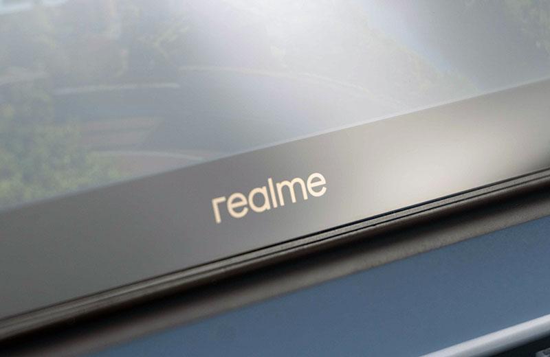Realme Book панель экрана