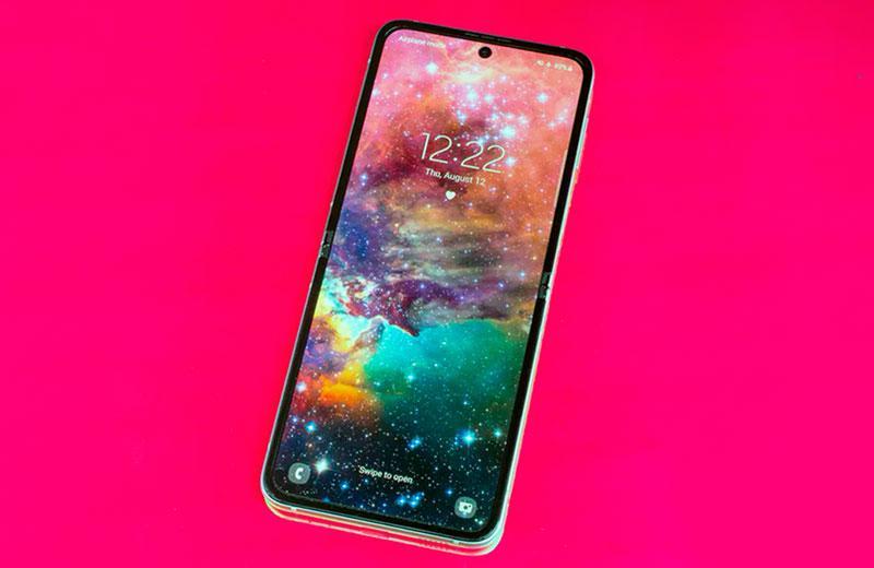 Экран Samsung Galaxy Z Flip3 5G