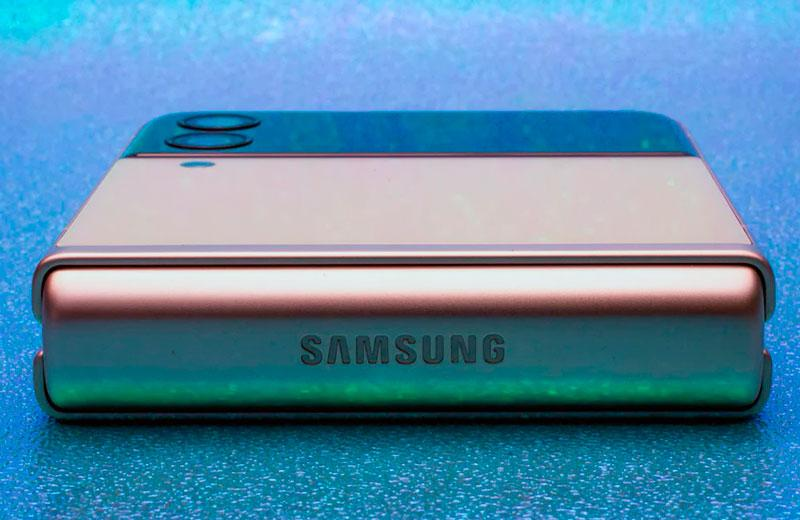 Автономность Samsung Galaxy Z Flip3 5G