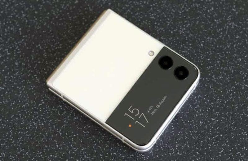 Samsung Galaxy Z Flip3 обзор